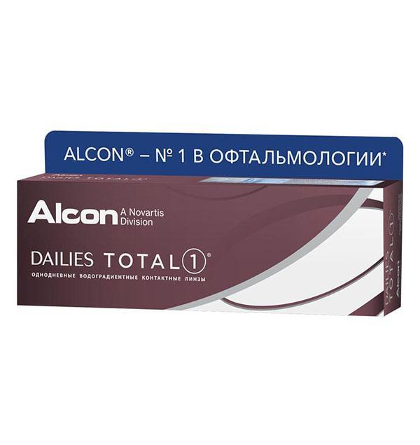 Dailies Total1 (30 линз)