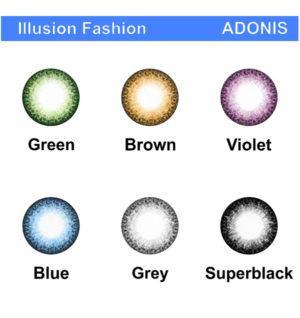 Illusion Fashion Adonis