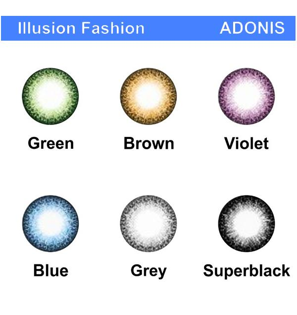 Illusion Fashion Adonis