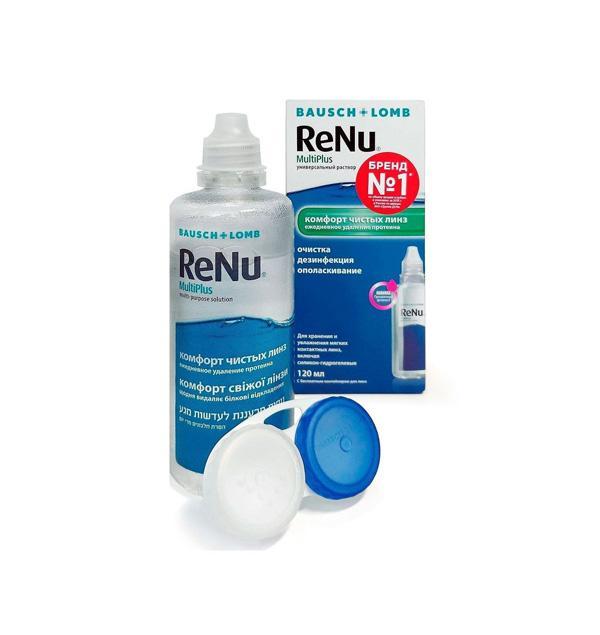 Раствор ReNu MultiPlus