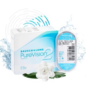 Pure Vision 2 (6 линз)